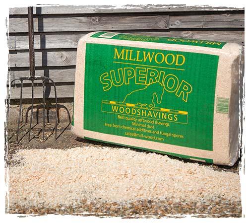 Millwood Holdings Sawdust